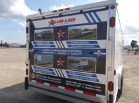 Bumper Pull Enclosed Cargo Trailers - BPDF 111B