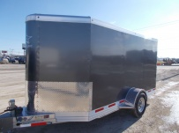 Bumper Pull Enclosed Cargo Trailers - BPDF 112A