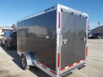 Bumper Pull Enclosed Cargo Trailers - BPDF 112B