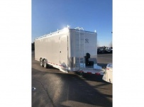 Bumper Pull Enclosed Cargo Trailers - BPDF 114A