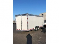 Bumper Pull Enclosed Cargo Trailers - BPDF 114B