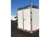Bumper Pull Enclosed Cargo Trailers - BPDF 114C