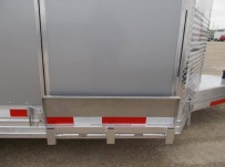 Bumper Pull Enclosed Cargo Trailers - BPDF 90B
