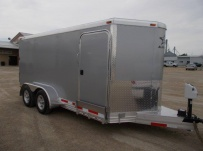Bumper Pull Enclosed Cargo Trailers - BPDF 90C