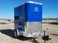 Bumper Pull Enclosed Cargo Trailers - BPDF 98A