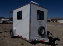 Bumper Pull Enclosed Cargo Trailers - BPDF 99A
