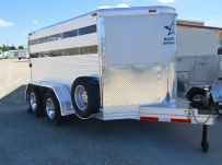 Showmaster Low Profile Small Livestock Trailers - BPLPSM 50A