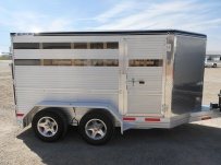 Showmaster Low Profile Small Livestock Trailers - BPLPSM 51A
