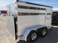 Showmaster Low Profile Small Livestock Trailers - BPLPSM 51B