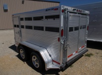 Showmaster Low Profile Small Livestock Trailers - BPLPSM 52A