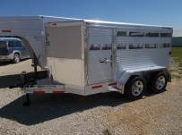 Showmaster Low Profile Small Livestock Trailers - BPLPSM 52B