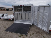 Showmaster Low Profile Small Livestock Trailers - BPLPSM 53B
