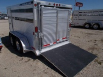 Showmaster Low Profile Small Livestock Trailers - BPLPSM 53C