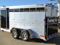 Showmaster Full Height Small Livestock Trailers - BPSM 41