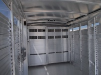 Showmaster Full Height Small Livestock Trailers - BPSM 42B