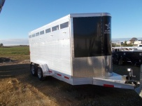 Showmaster Full Height Small Livestock Trailers - BPSM 43E