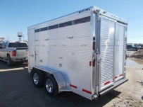 Showmaster Full Height Small Livestock Trailers - BPSM 44B