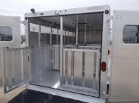 Showmaster Full Height Small Livestock Trailers - BPSM 45G