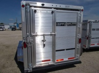 Showmaster Full Height Small Livestock Trailers - BPSM 46C