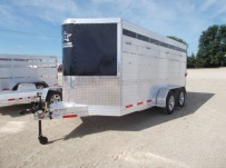 Showmaster Full Height Small Livestock Trailers - BPSM 47A
