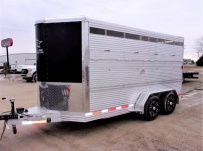 Showmaster Full Height Small Livestock Trailers - BPSM 51