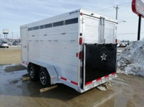 Showmaster Full Height Small Livestock Trailers - BPSM 52A