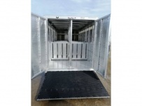 Showmaster Full Height Small Livestock Trailers - BPSM 52B