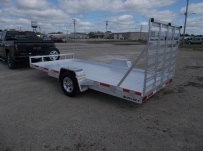 Open Utility Heavy Duty Utility Trailers - BPU 56