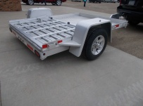 Open Utility Heavy Duty Utility Trailers - BPU 58