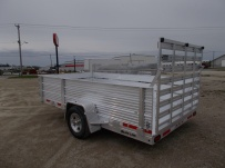Open Utility Heavy Duty Utility Trailers - BPU 59
