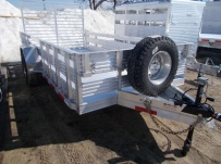 Open Utility Heavy Duty Utility Trailers - BPU 60B