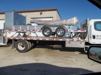 Open Utility Heavy Duty Utility Trailers - BPU 62