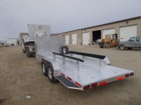 Open Utility Heavy Duty Utility Trailers - BPU 63A