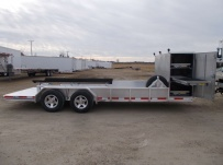 Open Utility Heavy Duty Utility Trailers - BPU 63B