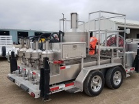 Open Utility Heavy Duty Utility Trailers - BPUC 64