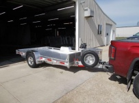 Open Utility Heavy Duty Utility Trailers - BPU 64