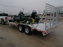Open Utility Heavy Duty Utility Trailers - BPUC 53