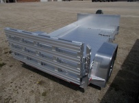 Open Utility Heavy Duty Utility Trailers - BPUC 54