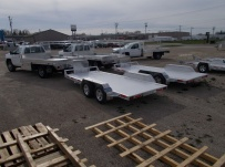 Open Utility Heavy Duty Utility Trailers - BPUC 57
