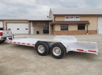 Open Utility Heavy Duty Utility Trailers - BPUC 73