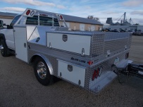 Contractor Component Truck Bodies - CP 152