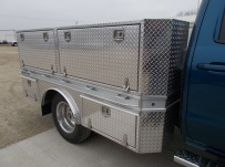 Contractor Component Truck Bodies - CP 153B