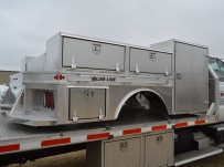Contractor Component Truck Bodies - CP 164