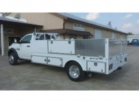 Contractor Component Truck Bodies - CP 165