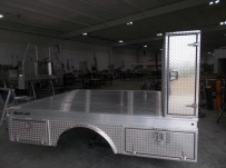Contractor Component Truck Bodies - CP 168