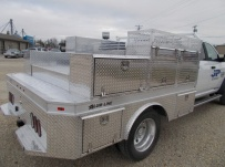 Contractor Component Truck Bodies - CP 169