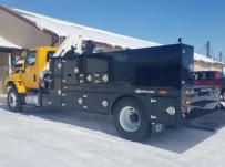 Contractor Component Truck Bodies - CP 175A