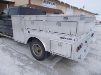 Contractor Component Truck Bodies - CP 176