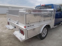 Contractor Component Truck Bodies - CP 181B