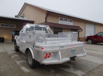 Contractor Component Truck Bodies - CP 185